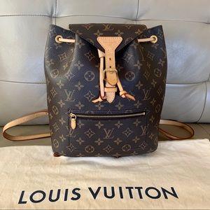 Louis Vuitton Montsouris NM Monogram